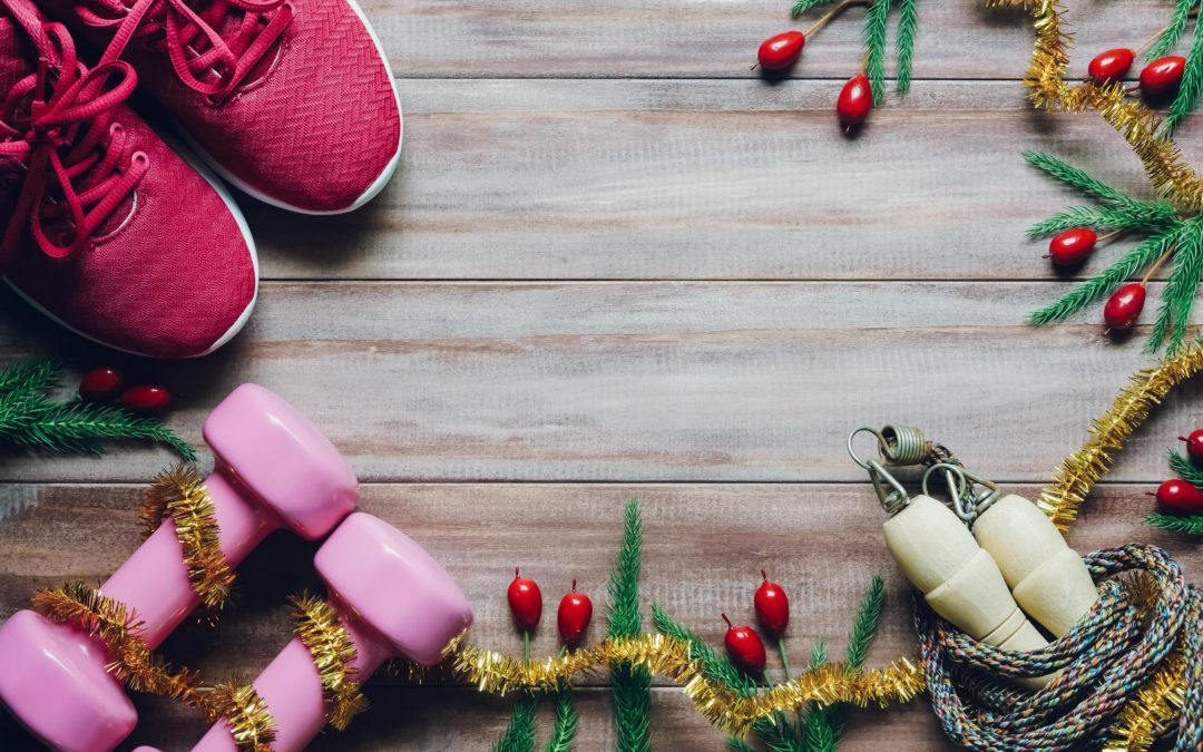 7 ways exercise can make the holiday season less stressful and more cheerful